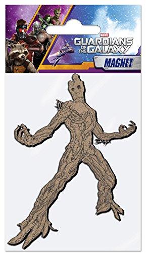 Marvel Groot Aimant en PVC Doux au Toucher