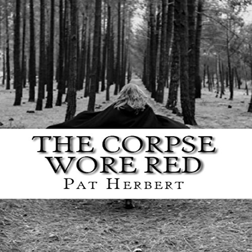 The Corpse Wore Red cover art