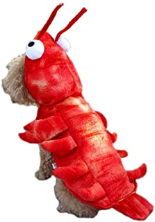 Coppthinktu Lobster Dog Costume Halloween