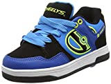 Heelys  Flow 770608, Sneakers garçon - Multicolore - multi (Royal/Black/Lime), 35 EU ( 3 UK  )