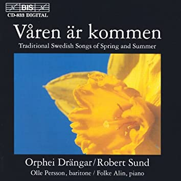 Traditional Swedish Songs of Spring & Summer