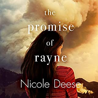 The Promise of Rayne audiobook cover art