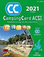 CampingCard ACSI 2021: set 2 delen