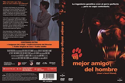 El Mejor Amigo del Hombre DVD 1993 Man's Best Friend