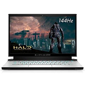 Alienware m15 R3 15.6inch FHD Gaming Laptop  Lunar Light  Intel Core i7-10750H 10th Gen 16GB DDR4 RAM 512GB SSD Nvidia GeForce RTX 2060 6GB GDDR6 Windows 10 Home  AWm15-7272WHT-PUS