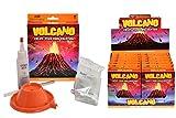 KandyToys Kandy Toys TY9519 Create Your Volcanic Eruption Science Kit -