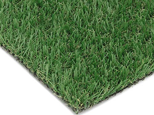 Premium Balcony Grass Artificial Lawn Flooring - Parkland, 2.00m x 4.00m, Height 22mm, Water-Permeable Outdoor Floor Cover for Patio and Terrace