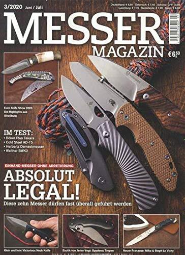 Messer Magazin 3/2020