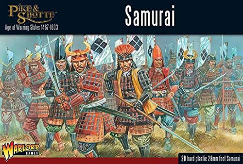 Juegos de señores de la guerra, Lucio y Shotte - Samurai