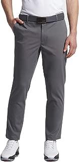 Modern Cropped Washed Men's Golf Pants