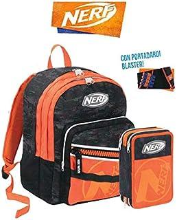 NERF NATION plecak szkolny