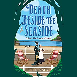 Death Beside the Seaside cover art