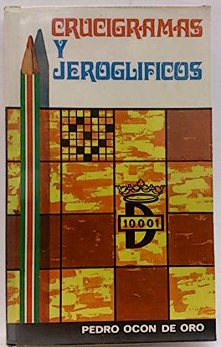 Crucigramas y jeroglíficos