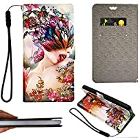HUAYIJIE Flip ケース Case for Kyocera S8 ケース Case Cover HD