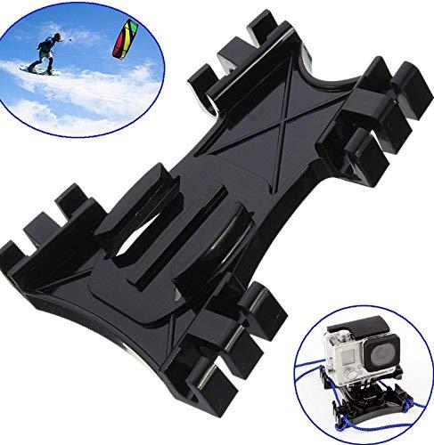 Accessories for Go Pro Action Camera Mount Buckle Surfing Kite Line Adapter Kit voor Gopro Hero 4 3+ 3 SJ4000 Xiaomi Yi
