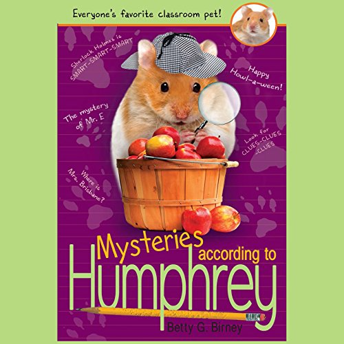 Mysteries According to Humphrey audiobook cover art