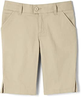 French Toast Girls' Twill Bermuda Short
