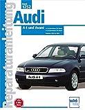 Audi A4 Diesel: 1,9- und 2.5-Liter TDI Dieselmotoren mit Einspritzpumpe und Einspritzung Pumpe /...