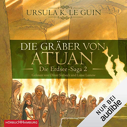 Die Gräber von Atuan Titelbild