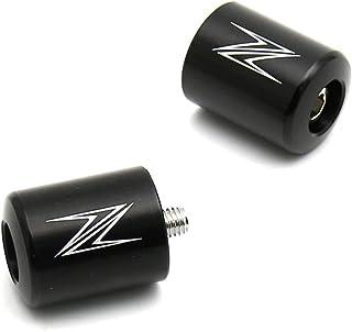 Set tappi per manubrio 22/mm per Kawasaki Z250/Z300/Z750/Z800/Z1000