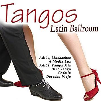 Tangos. Bailes de Salón de Argentina