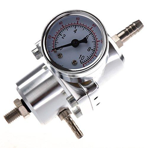 Manometer Benzindruckregler BDR FPR 7M-GT einstellbar