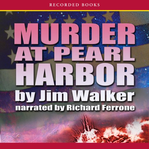 Murder at Pearl Harbor cover art