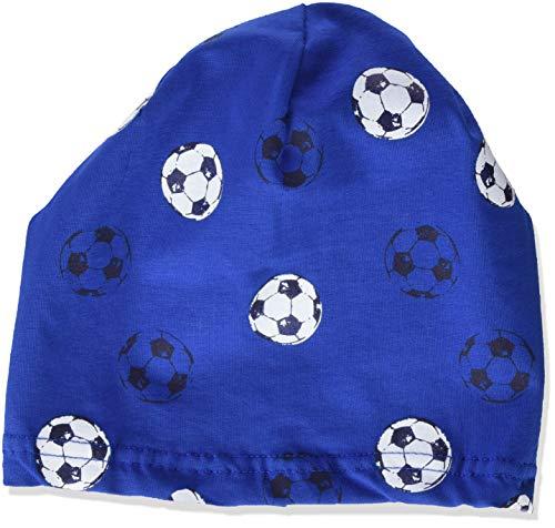 Döll Bohomütze Jersey Bonnet, Bleu (True Blue|Blue 3015), (Taille du Fabricant: 49) Bébé garçon
