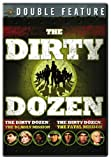 SEALED The Dirty Dozen - Double Feature (DVD, 2-Disc Set)