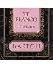Barton Té Blanco - 15 pirámides