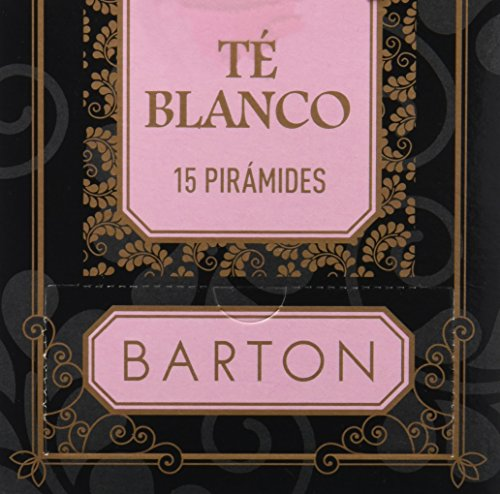 Barton Te Blanco - 15 piramides