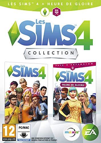 Les Sims 4 + Les Sims 4 Heure de Gloire - Code de Téléchargement pour PC