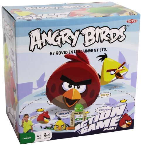 Mac Due the Box 409566 - Angry Birds Giant Action Game
