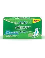 Whisper Ultra Clean Sanitary Pads