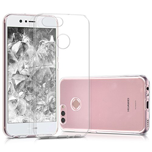 kwmobile Hülle kompatibel mit Huawei Nova 2 - Handyhülle - Handy Hülle in Transparent