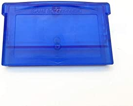 2 PCS Game Card Cartridge Shell Case Box for Nintendo DS Lite NDSL GBA GBA-SP GBM DNS (Clear Blue)