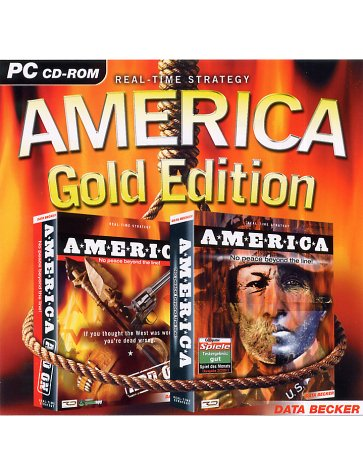 America - No peace beyond the line Gold-Edition
