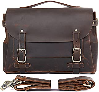 Shoulder Bag Men's Shoulder Bag Real Bag Computer Messenger Bag
