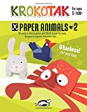 KROKOTAK PAPER ANIMALS 2 (PAPER CRAFT)