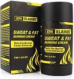 Hot Cream Sweat Fettverbrennungsgel für Belly Slim Massage Cream Natürliche Weight Loss Cream...