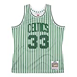 Mitchell & Ness Maillot Boston Celtics Striped