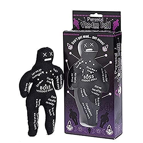 Diabolical Gifts DP0431 Boss Voodoo Muñeca