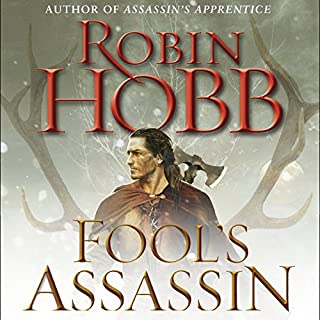 Fool's Assassin cover art