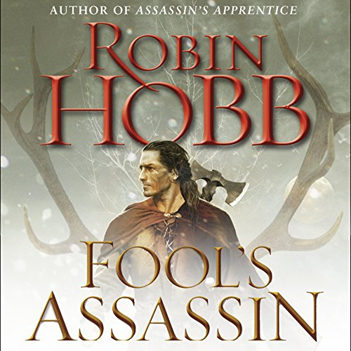 Fool's Assassin audiobook cover art