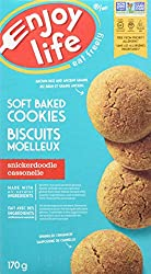 Enjoy Life, Snickerdoodle Cookies, 6 oz, Package may vary