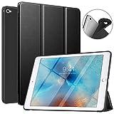 MoKo - Funda para iPad Air 2 (función Atril, TPU Suave, Compatible con Apple iPad Air 2 de 9,7', función de Encendido y Apagado automático),...