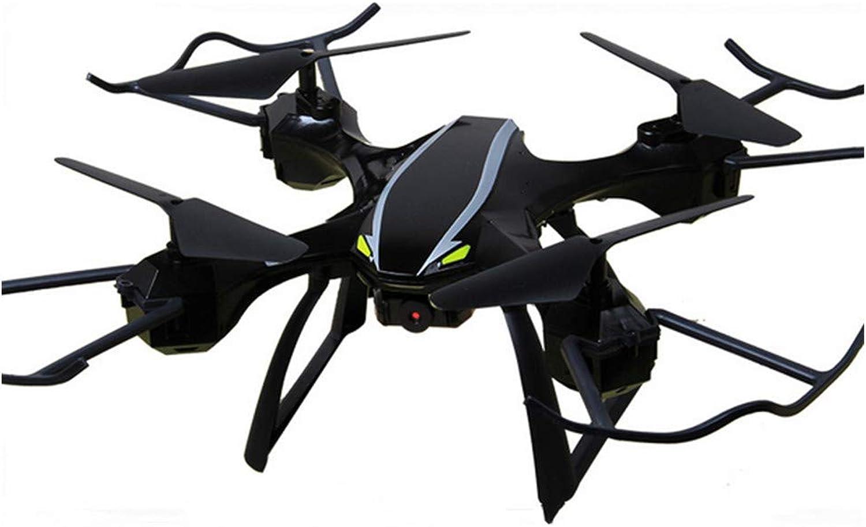 ZHEL Drohne und Kamera 720P HD Streamer Fotografie, 4-Achsen-Gyroskop drahtlose Fernbedienung Anfnger Mini-Drohne für Kinder