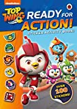 Top Wing: Ready for Action!: Sticker Activity Book