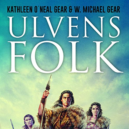 Ulvens folk audiobook cover art