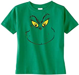 Stink Stank Stunk Whoville Toddler T Shirt in Green